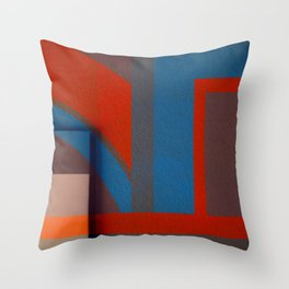 "Listen ""Elbow"" Throw Pillow"