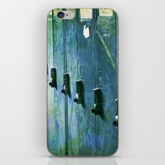 In:Locked:Out iPhone & iPod Skin