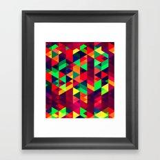 A DESERT STROLL 2.0 Framed Art Print