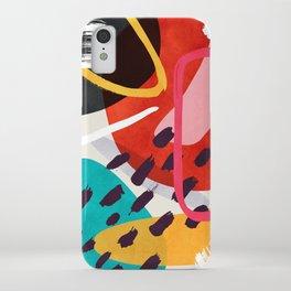 Mikah iPhone Case