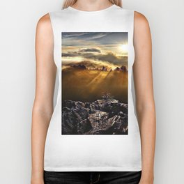 SMOKEY MOUNTAIN - 160918/1 Biker Tank