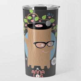 Anna Log Travel Mug