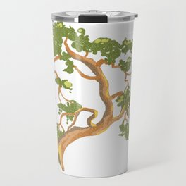 Arbutus Tree 2 Travel Mug