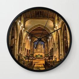 All Saints Maidstone Wall Clock