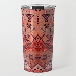 Epic Rustic & Farmhouse Style Original Moroccan Artwork  Travel Mug