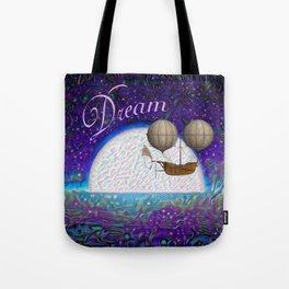 Halcyon Dreams Tote Bag