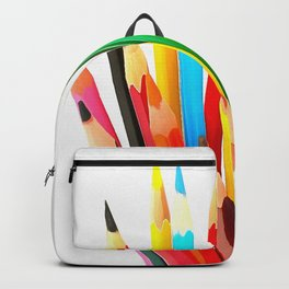 Map Colors Backpack