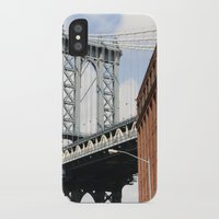 dumbo iPhone & iPod Cases featuring DUMBO by Christian Hernandez