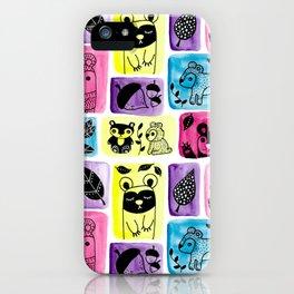 Alaska Bears iPhone Case