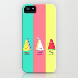 Lords of Foodtown Crew iPhone Case