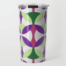 SEVENTIES PATTERN  Travel Mug