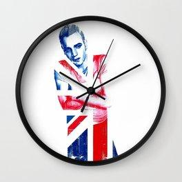 renton* Wall Clock