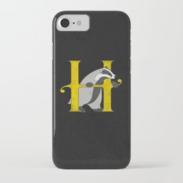 Of Justice & Loyalty iPhone Case