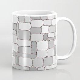 Stone Wall #4 - Grays Coffee Mug