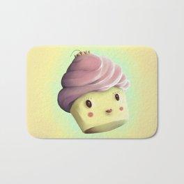 Princess Cupcake Bath Mat