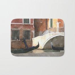 Venice Rush Hour Bath Mat