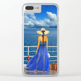 The Cruise Clear iPhone Case