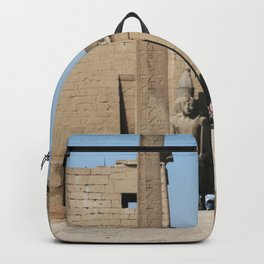Temple of Luxor, no. 12 Backpack