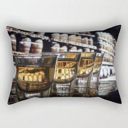 Flight of Whiskey Rectangular Pillow