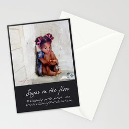 Sugar on the Floor Stationery Cards