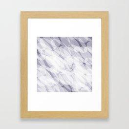 UNCLEAR VISION Framed Art Print
