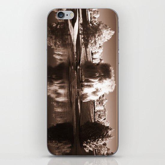 Nature's  Court iPhone & iPod Skin