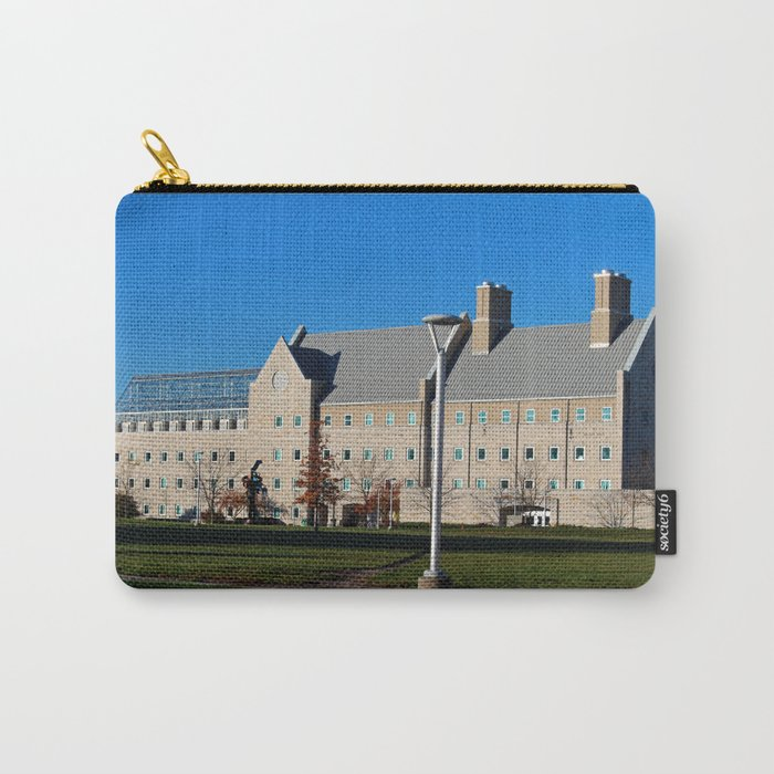 University of Toledo- Wolfe Hall Carry-All Pouch