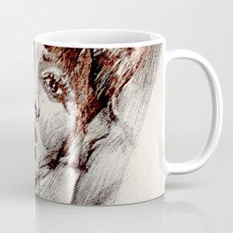 Black Woman in the Mirror Coffee Mug