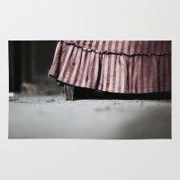cardinal Area & Throw Rugs featuring CARDINAL by MACHINEGUN
