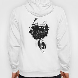 This head I hold - Emilie Record Hoody