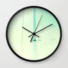 Nowhere Wall Clock