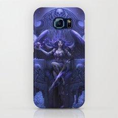 Black Angel Galaxy S6 Slim Case