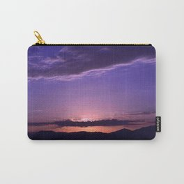 Southwest Sunrise - IV Carry-All Pouch