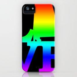 Alabama Pride USA State Love Map iPhone Case
