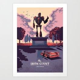 SEE YOU AGAIN Art Print
