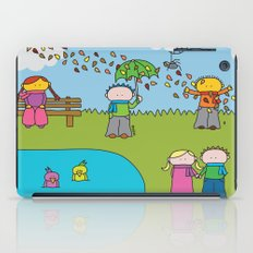 Fall iPad Case