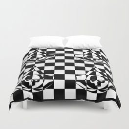 Black Flag Duvet Cover