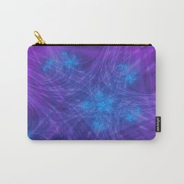 Mitosis in Purple Carry-All Pouch