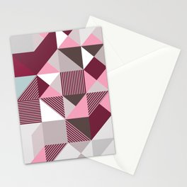 Scandi Geo Stationery Cards