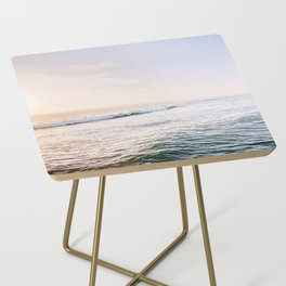 Sunset Waves Side Table