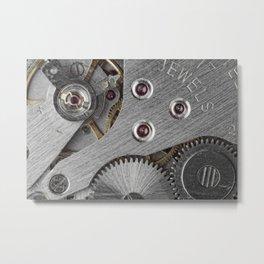 wath Metal Print