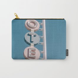 Motel signage Carry-All Pouch