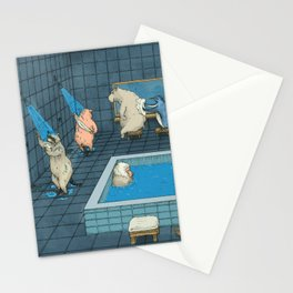 The Bathers Stationery Cards