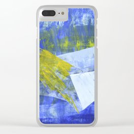 Time of changes Clear iPhone Case
