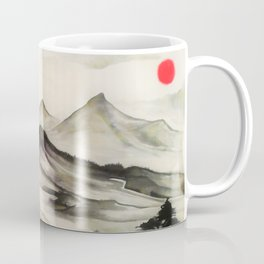 Mountains No1 Coffee Mug