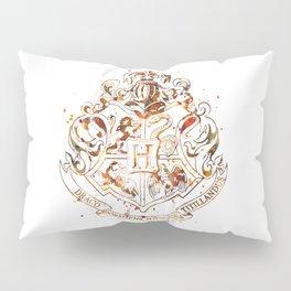 Hogwarts Crest Pillow Sham