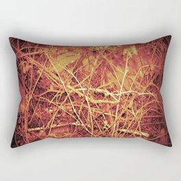 Buried Alive Rectangular Pillow