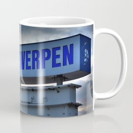The Cruise Terminal Coffee Mug