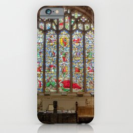 St. Dyfnog iPhone Case