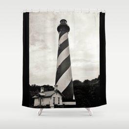 St. Augustine Florida Lighthouse Shower Curtain